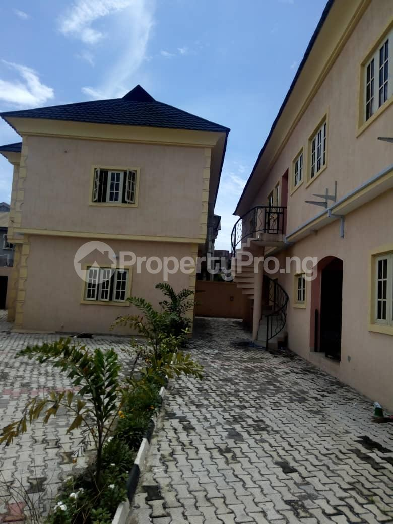 3 bedroom Flat / Apartment for rent Mapuwood estate new Oko Oba Agege Oko oba road Agege Lagos - 0
