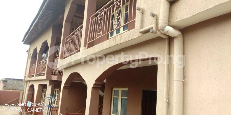 3 bedroom Blocks of Flats House for rent Shagari estate Ipaja Lagos - 2