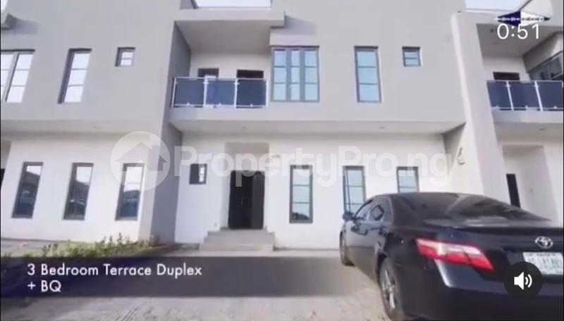 4 bedroom Terraced Bungalow House for sale Next to Same Global Estate.  Lokogoma Abuja - 3