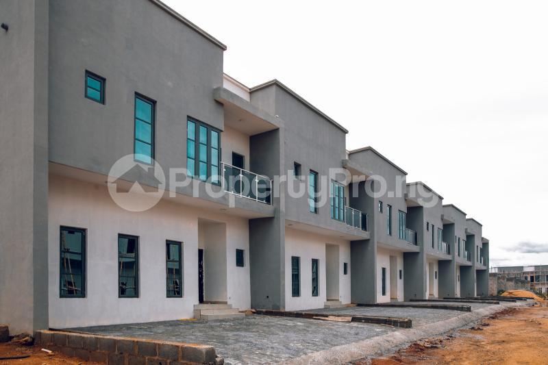 4 bedroom Terraced Bungalow House for sale Next to Same Global Estate.  Lokogoma Abuja - 0