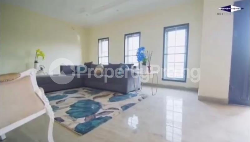 4 bedroom Terraced Bungalow House for sale Next to Same Global Estate.  Lokogoma Abuja - 4