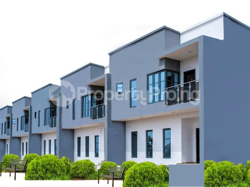 4 bedroom Terraced Bungalow House for sale Next to Same Global Estate.  Lokogoma Abuja - 1