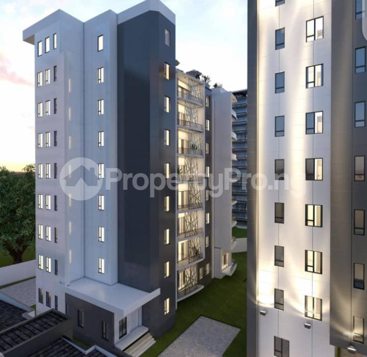 3 bedroom Blocks of Flats for sale Cooper Road Ikoyi S.W Ikoyi Lagos - 1