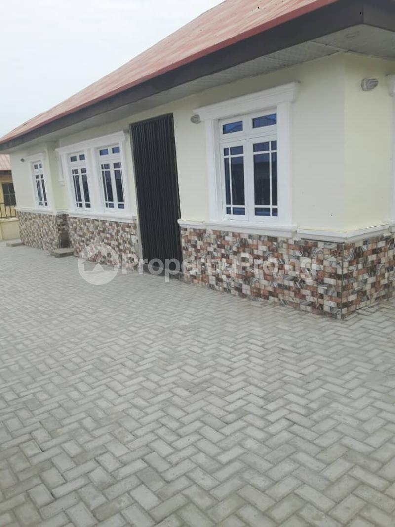 3 bedroom Detached Bungalow House for sale Liberty estate behind new site estate lugbe FHA Abuja  Lugbe Abuja - 0