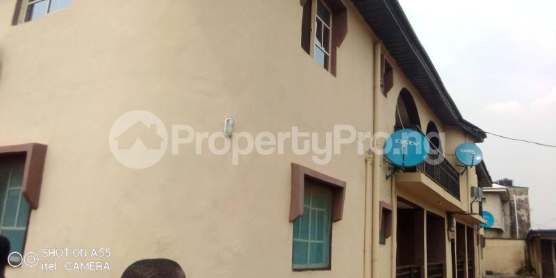3 bedroom Blocks of Flats House for rent Shagari estate Ipaja Lagos - 16