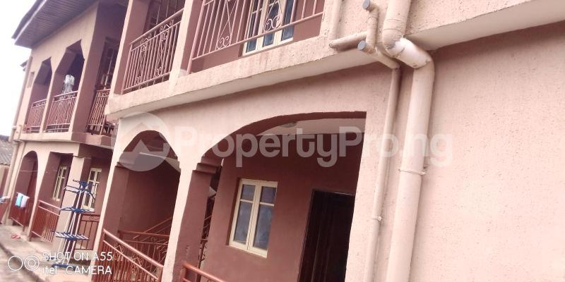 3 bedroom Blocks of Flats House for rent Shagari estate Ipaja Lagos - 4