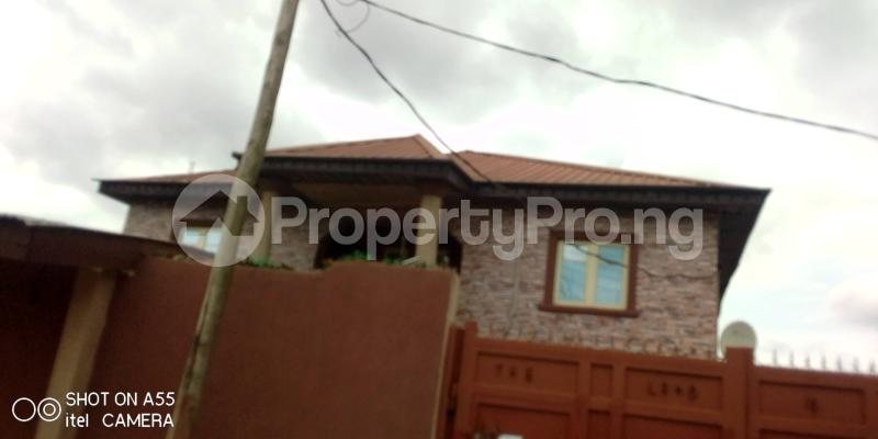 3 bedroom Blocks of Flats House for rent Shagari estate Ipaja Lagos - 11