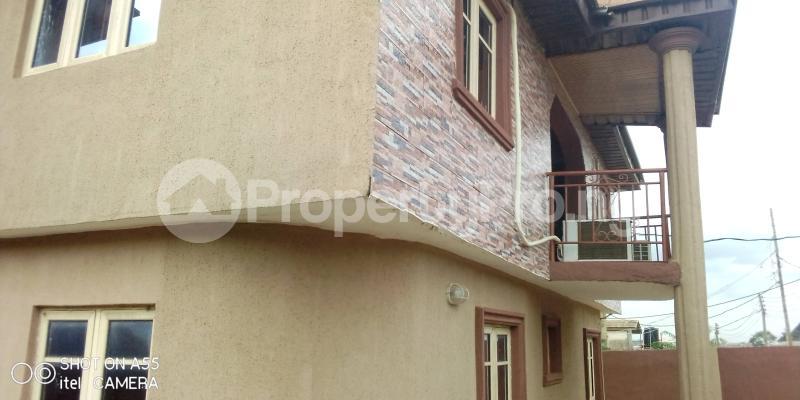 3 bedroom Blocks of Flats House for rent Shagari estate Ipaja Lagos - 0
