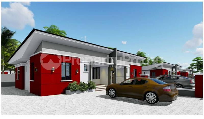 3 bedroom Semi Detached Bungalow for sale Just Behind Mayfair Garden Awoyaya Ajah Lagos - 2