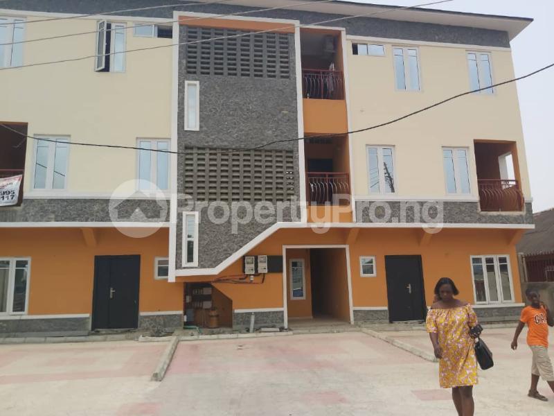 3 bedroom Terraced Duplex House for sale Novojo Estate via Farmville Estate sangotedo  Sangotedo Ajah Lagos - 0