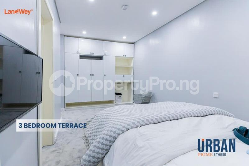 3 bedroom Terraced Duplex House for sale Urban Prime Three Estate. Ogombo Ajah Lagos - 9