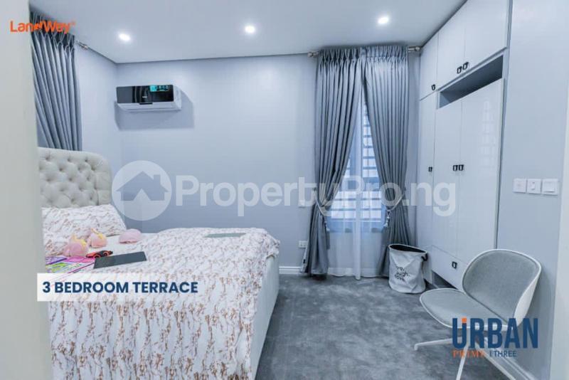 3 bedroom Terraced Duplex House for sale Urban Prime Three Estate. Ogombo Ajah Lagos - 10