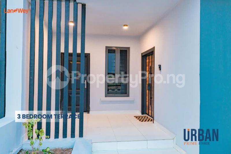 3 bedroom Terraced Duplex House for sale Urban Prime Three Estate. Ogombo Ajah Lagos - 2