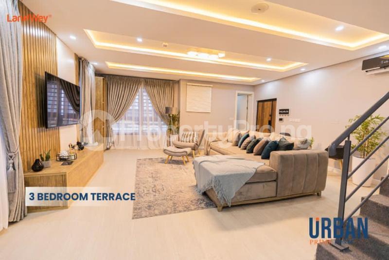 3 bedroom Terraced Duplex House for sale Urban Prime Three Estate. Ogombo Ajah Lagos - 3