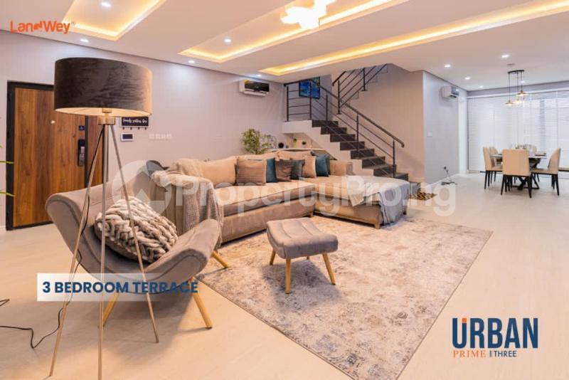 3 bedroom Terraced Duplex House for sale Urban Prime Three Estate. Ogombo Ajah Lagos - 4