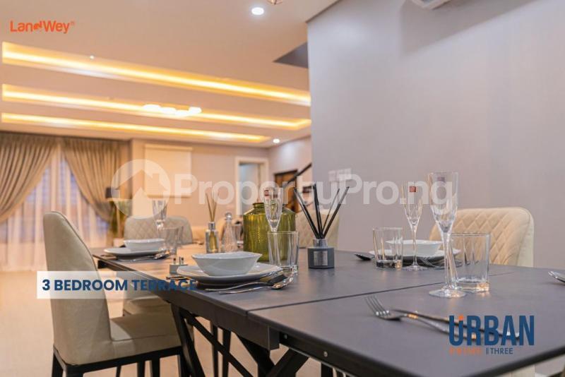 3 bedroom Terraced Duplex House for sale Urban Prime Three Estate. Ogombo Ajah Lagos - 13