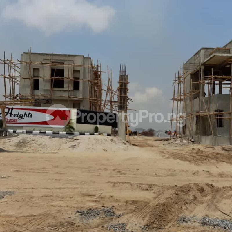 3 bedroom Massionette House for sale Period Heights Sangotedo Ajah Lagos - 1