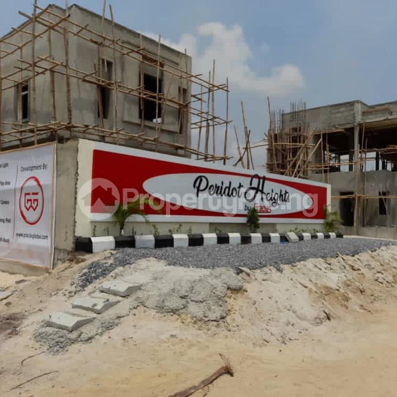 3 bedroom Massionette House for sale Period Heights Sangotedo Ajah Lagos - 0