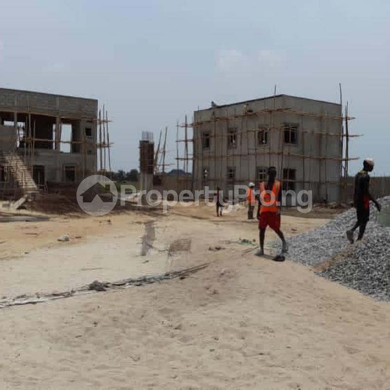 3 bedroom Massionette House for sale Period Heights Sangotedo Ajah Lagos - 3