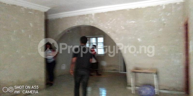 3 bedroom Blocks of Flats House for rent Ayobo close to the road Ayobo Ipaja Lagos - 4
