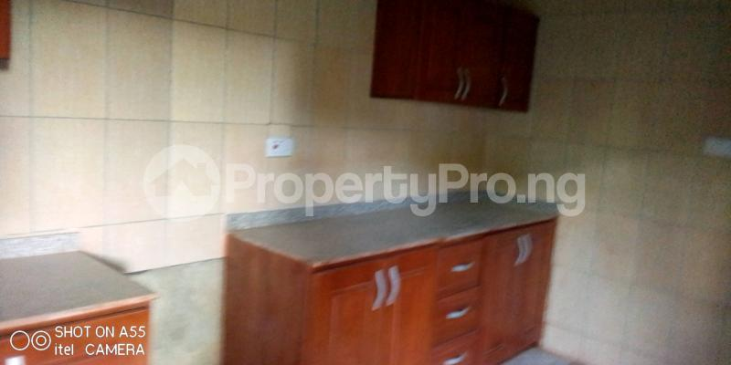 3 bedroom Blocks of Flats House for rent Ayobo close to the road Ayobo Ipaja Lagos - 9