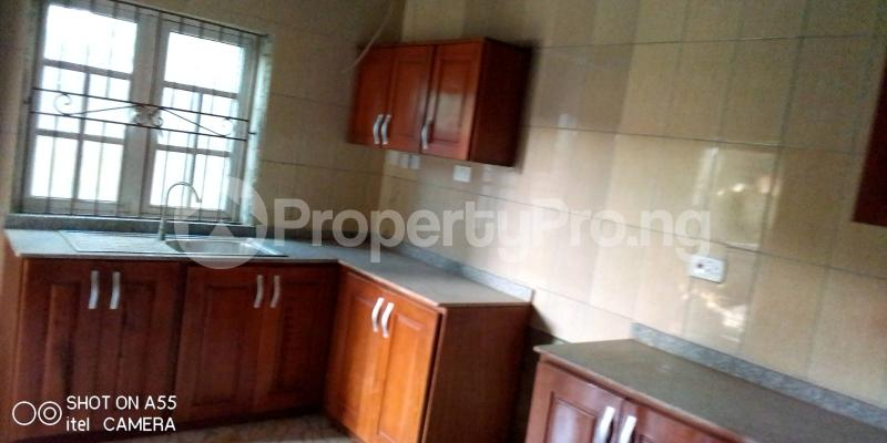 3 bedroom Blocks of Flats House for rent Ayobo close to the road Ayobo Ipaja Lagos - 0