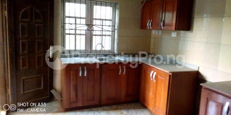 3 bedroom Blocks of Flats House for rent Ayobo close to the road Ayobo Ipaja Lagos - 2