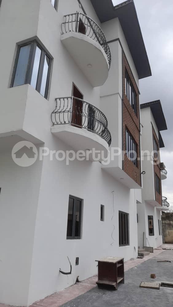 3 bedroom Flat / Apartment for rent Adeniyi Jones Ikeja Lagos - 1