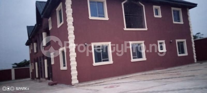 3 bedroom Blocks of Flats House for rent Elepe off Barracks Ojoo Ibadan  Ojoo Ibadan Oyo - 0