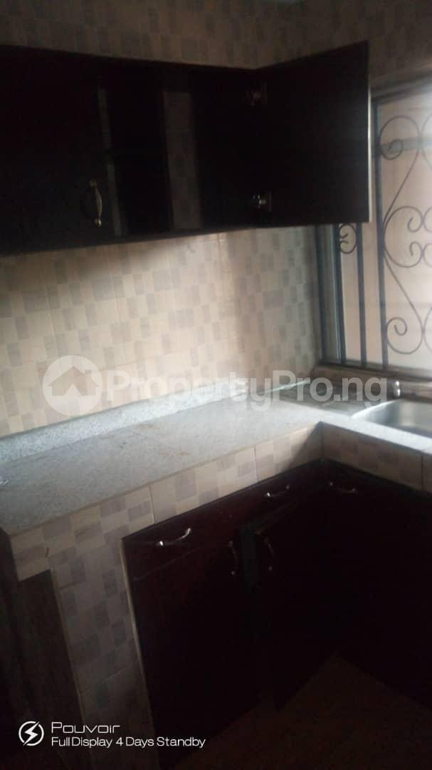 3 bedroom Blocks of Flats House for rent Okebukun Area Behind Icast Elebu  Akala Express Ibadan Oyo - 1
