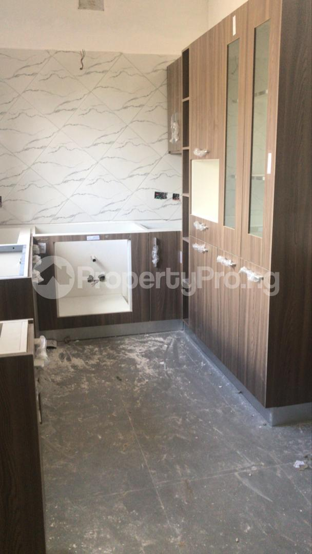 4 bedroom Terraced Duplex House for sale behind Turkish Hospital, beside United Nations Estate in lifecamp extension Karmo layout Cadastral Zone c01 Life Camp Abuja - 1