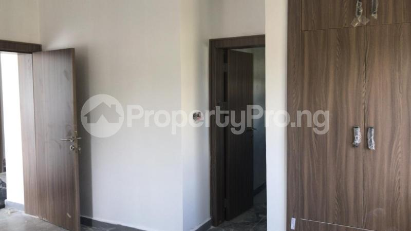 4 bedroom Terraced Duplex House for sale behind Turkish Hospital, beside United Nations Estate in lifecamp extension Karmo layout Cadastral Zone c01 Life Camp Abuja - 3