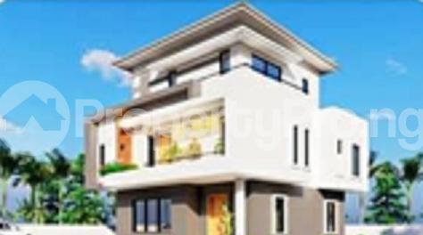 4 bedroom House for sale Ajiwe Ajah Lagos - 0