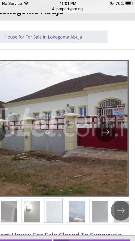 4 bedroom Detached Bungalow House for sale closed to Sunnyvale estate Lokogoma district fct Abuja Lokogoma Abuja - 11