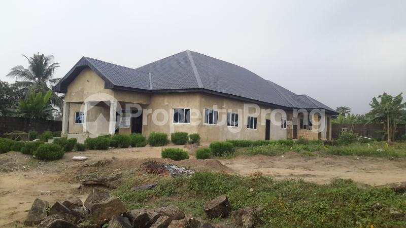 4 bedroom Detached Bungalow for sale Imoh Street By Afukang Calabar Cross River - 2