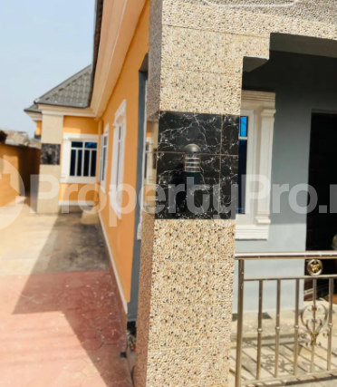 4 bedroom Detached Bungalow for sale Area L World Bank, World Bank Housing Estate Owerri Imo - 1