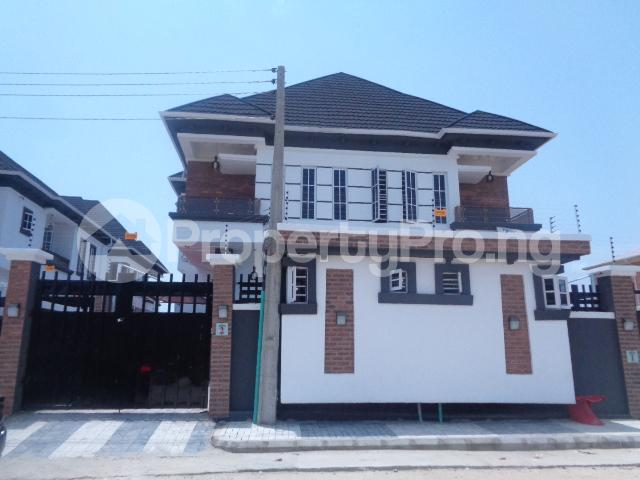 4 bedroom House for sale Lekki Phase 2 Ologolo Lekki Lagos - 0