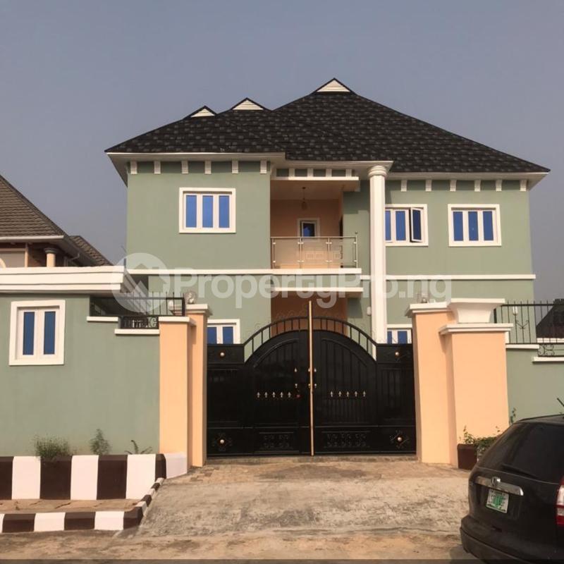 4 bedroom Detached Duplex House for sale Kolapo Ishola Gra Akobo Ibadan Oyo - 0