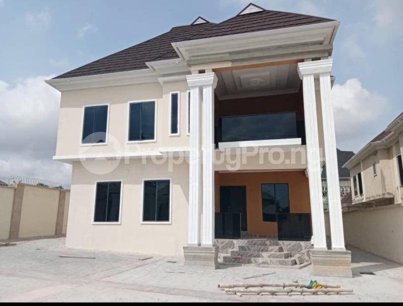 4 bedroom Detached Duplex House for sale Kolapo Ishola Gra Akobo Ibadan Oyo - 1