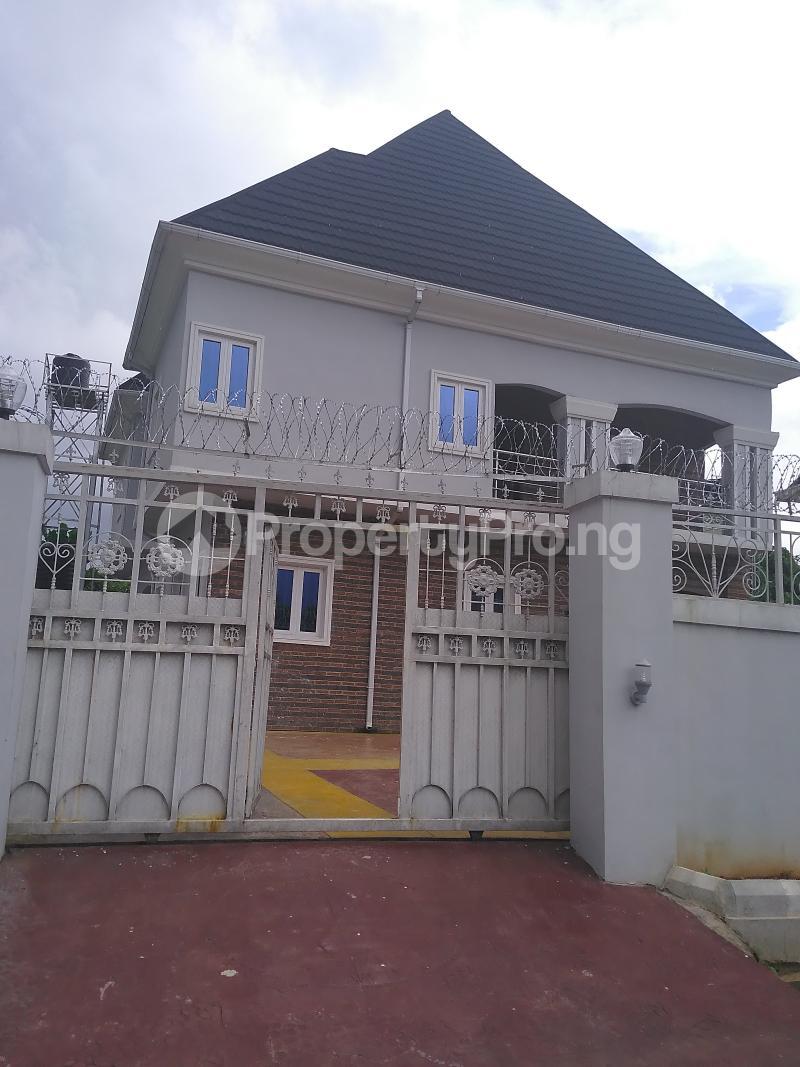 4 bedroom Detached Duplex House for sale Federal Housing Estate Asaba Delta - 0