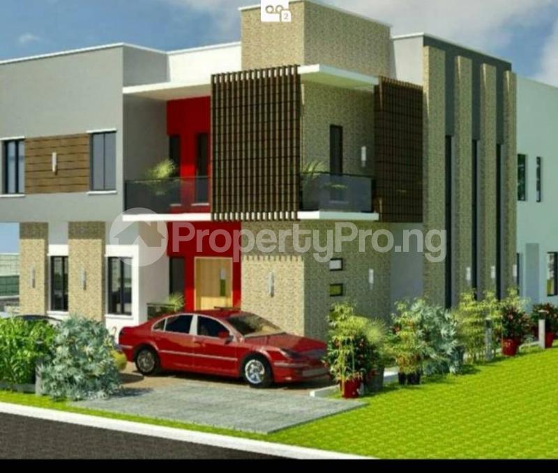 4 bedroom Detached Duplex for sale Ladoke Akintola Avenue Bodija Ibadan Oyo - 0