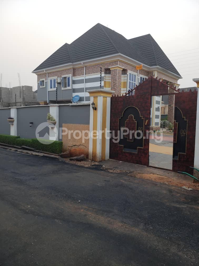 4 bedroom Detached Duplex House for sale Okpama road,behind high court. Asaba Delta - 1
