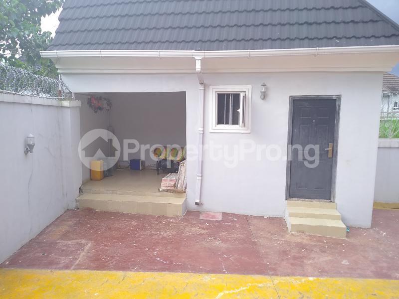 4 bedroom Detached Duplex House for sale Federal Housing Estate Asaba Delta - 2