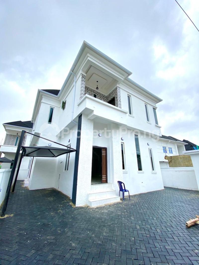 4 bedroom Detached Duplex House for sale Ajah Ajah Lagos - 0