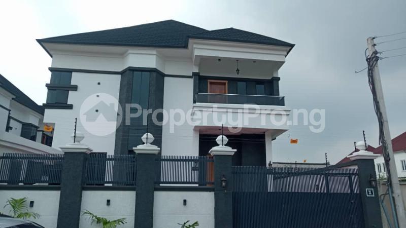 4 bedroom Detached Duplex House for rent Osapa London Osapa london Lekki Lagos - 9