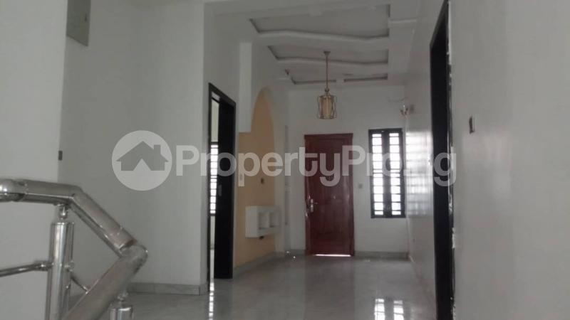 4 bedroom Detached Duplex House for rent Osapa London Osapa london Lekki Lagos - 1