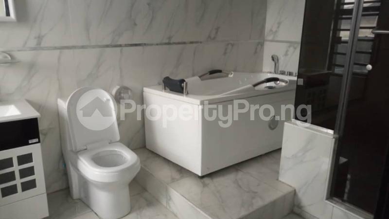 4 bedroom Detached Duplex House for rent Osapa London Osapa london Lekki Lagos - 6