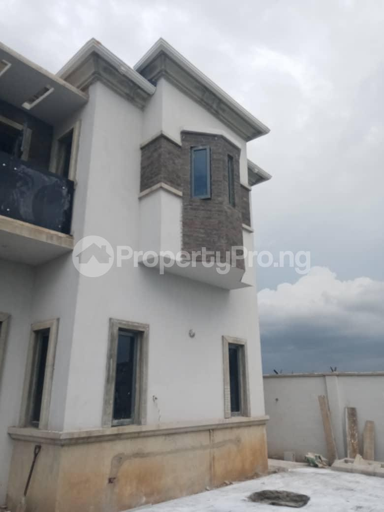 4 bedroom Detached Duplex for rent Alpha Grace Estate Jericho Extension Jericho Ibadan Oyo - 0