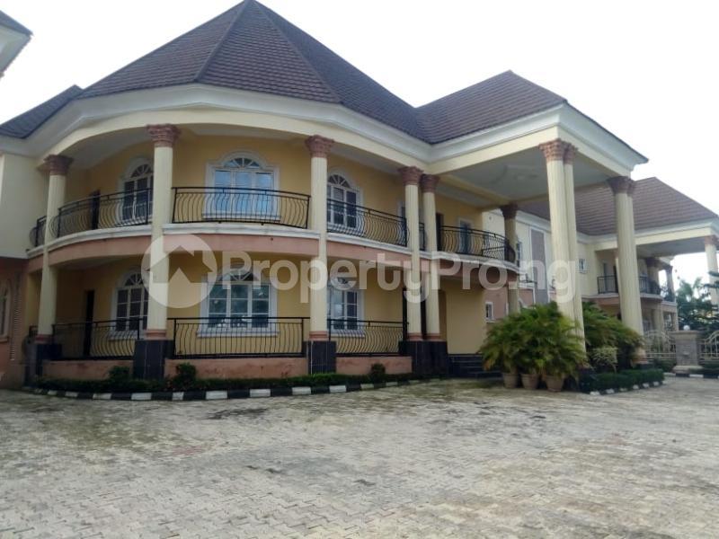 4 bedroom Detached Duplex for rent Aerodrome Estate Samonda Ibadan Oyo - 0