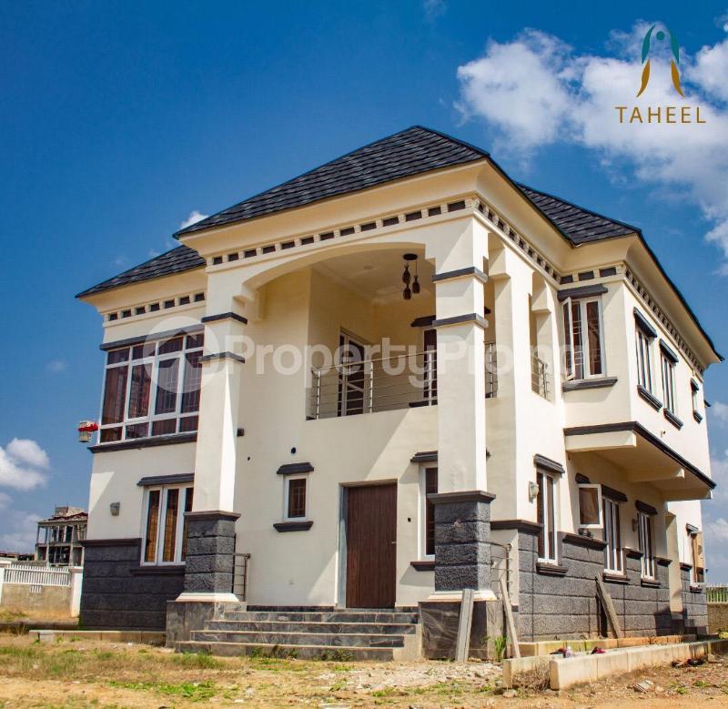4 bedroom Detached Duplex House for sale Taheel Estate, Around Nizamiye Turkish hospital Karmo Abuja - 0
